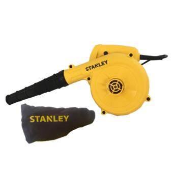 STANLEY เครื่องเป่าลม ปรับแรงลมได้ 600 วัตต์ รุ่น STPT600 พร้อมถุงเก็บฝุ่น