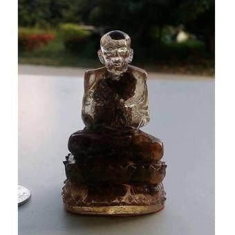hindd หลวงปู่ทวดหล่อใสบรรจุหินเหล็กน้ำพี้ใต้ฐานองค์พระ