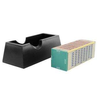 Harga Sharpening Stone Hone Block 4 Different Grit Sides Tool