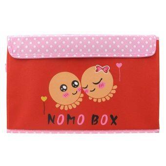 Replica Shop กระเป๋าจัดเก็บของอเนกประสงค์ลาย NoMo Box - สีแดง