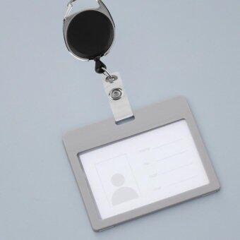 คลิปหนีบบัตร อุปกรณ์ใช้ในสำนักงาน สายคล้องคอ สายห้อยคอ