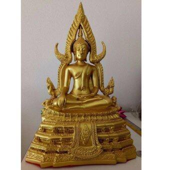 phra mongpol 0160พระพุทธชินราช องค์ทอง