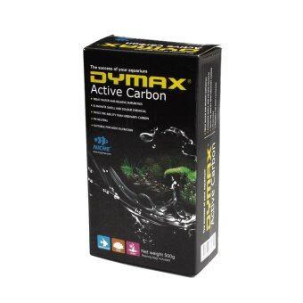 Dymax วัสดุกรองตู้ปลา แอ็คทีฟ คาร์บอน (500 กรัม)