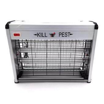 CCJGE เครื่องดักยุงและแมลงขนาด20วัตต์ เครื่องดักยุงไฟฟ้าระบบแสงUV เครื่องดักจับยุง ที่ดักยุง โคมดักยุง เครื่องกําจัดยุง 20W Electrical Mosquito Killer