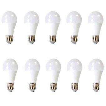 i AM LED หลอด 5w แอลอีดี WarmWhite แสงสีเหลือง (10 หลอด)
