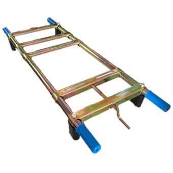 แท่นวางเครื่องพ่นยา แท่นวางปั๊มพ่นยา แท่นวางเครื่อง ทำจากเหล็ก สีรุ้ง