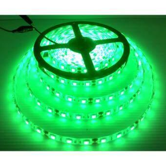 Kranchana Electric ไฟเส้น LED RIBBON STRIP 12V ขนาด 5 M ใช้งานภายใน สี เขียว