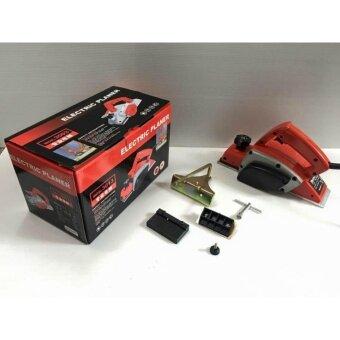 MASAKI กบไสไม้ไฟฟ้า 3 นิ้ว รุ่น MOD.3013 - สีแดง