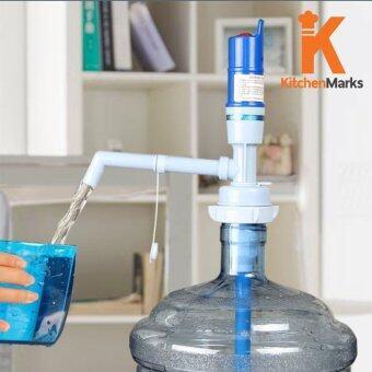 KitchenMarks เครื่องปั้มน้ำดื่มแบบอัตโนมัติ พร้อมสวิทช์เปิดปิด สำหรับแกลลอนน้ำดื่ม