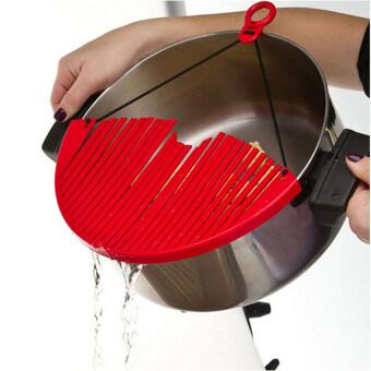 Replica Shop อุปกรณ์แยกน้ำ Better Strainer - สีแดง
