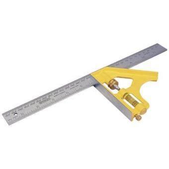Stanley ฉากแบบผสม (Metric) ขนาด 12 นิ้ว (มีระดับน้ำในตัว) รุ่น 46-028