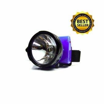 star usa Headlight Headlampไฟฉายติดศรีษะ ไฟตัดยาง ไฟคาดหัว ชาร์จในตัว ld 520