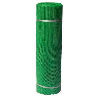 papamami Plastic mesh ตาข่ายพลาสติก - สีเขียว 7มม. (1ม้วน)