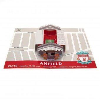Liverpool FC การ์ดอวยพรวันเกิด ลิเวอร์พลู 3 มิติ ป้อปอัพ