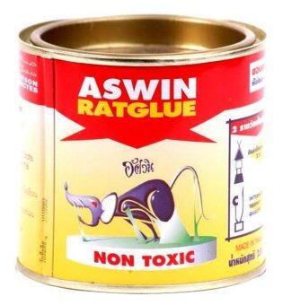 ASWIN กาวดักหนูกระป๋อง ขนาด 250 กรัม กำจัดหนู ไร้สารพิษ