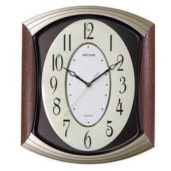 RHYTHM นาฬิกาแขวน รุ่น CMG856NR06