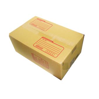Mastersat กล่องไปรษณีย์ เบอร์ 0 (100 ใบ) ขนาด 11x17x6 ซม. (เท่าขนาด เบอร์ กก) (Brown)