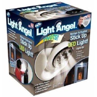 Kranchana Electric โคมไฟแอลอีดีติดผนังอัจฉริยะ (Ligth Angel)