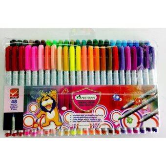 ปากกาเมจิก มาสเตอร์อาร์ท 48 สี