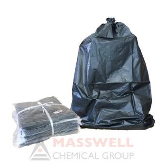 Masswell ถุงขยะพลาสติก สีดำ ขนาด 40x60 นิ้ว (5kg.)