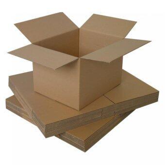 Awesome pack กล่องกระดาษลูกฟูก Size F ขนาดกว้างxยาวxสูง 30 x 45 x 20 cm.(20 ใบ/pack)