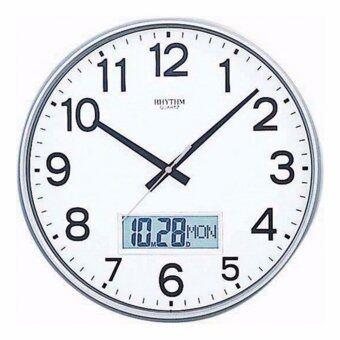 RHYTHM นาฬิกาแขวน รุ่น CFG706NR19