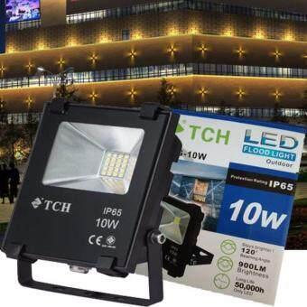 Light Farm Floodlight LED 10W โคมไฟสปอร์ตไลท์ LED 10 วัตต์ แพ็ค 1 ชุด