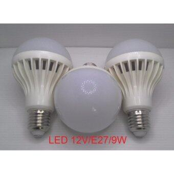 Kranchana Electric LED 12V/E27/9W แพค3หลอด