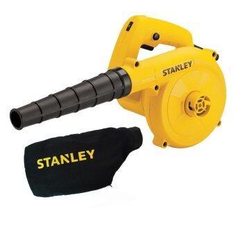 STANLEY เครื่องเป่าลมเย็น ปรับแรงลมได้ 600วัตต์ รุ่น STPT600 พร้อมถุงเก็บฝุ่น