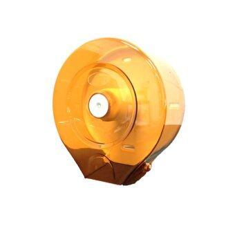 LINISI กล่องใส่กระดาษ 101-3 ลินีซิ สีส้ม