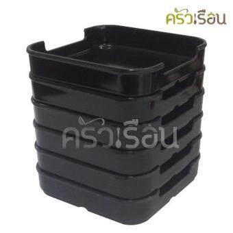 SB Melamineware ถาดสุกี้ (คอนโดสุกี้) 5.5 นิ้ว No.590-5.5 - 6 ใบ
