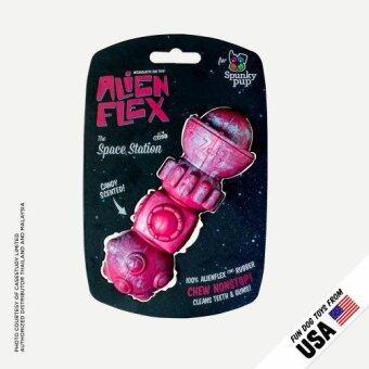 AlienFlex™ ของเล่นสุนัข, ของเล่นหมา, Space Station