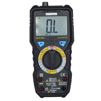 Harga BSIDE ADM08D Non-contact True RMS Value Digital Multimeter with Backlight - intl
