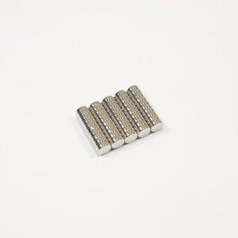 แม่เหล็กแรงสูง นีโอไดเมียม ขนาด 4mmx1.5mm (50 ชิ้น)