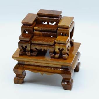 Smartshopping โต๊ะหมู่บูชาจิ๋ว หมู่ 7 ขนาดเล็ก