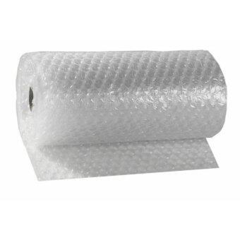 Air Bubble พลาสติกกันกระแทก พลาสติกห่อหุ้มสิ่งของ หน้ากว้าง 65 ซม. ความยาว 10 เมตร