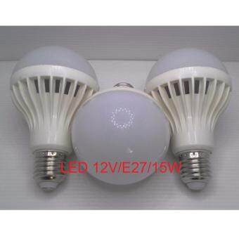 Kranchana Electric LED 12V/E27/15W แพค3หลอด
