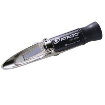 ATAGO เครื่องวัดค่าความหวาน MASTER series Refractometer รุ่น MASTER-2M (สีดำ)