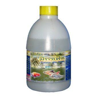 THAIGREENAGRO ไทยกรีนอะโกร THAIGREEN SHOP สินค้าเกษตร มิกซ์ฟีด-TM สารสกัดจากไคติน สำหรับคลุกผสมกับอาหาร เพื่อเร่งการเจริญเติบ)