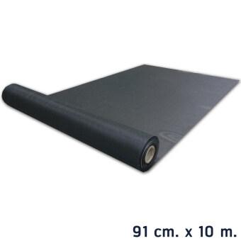 Pet Mesh (91 cm x 10m.) มุ้งลวดทนสัตว์เลี้ยง มุ้งลวดสำหรับบานประตู หน้าต่าง **สีดำ**
