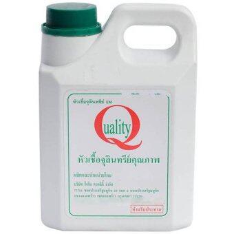 EM Quality หัวเชื้อจุลินทรีย์ อีเอ็ม EM 1 ลิตร (1ขวด)