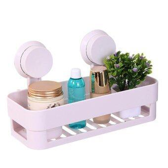 ชั้นวางของอเนกประสงค์ Multipurpose Kitchen Storage Holder Bathroom Shelf White