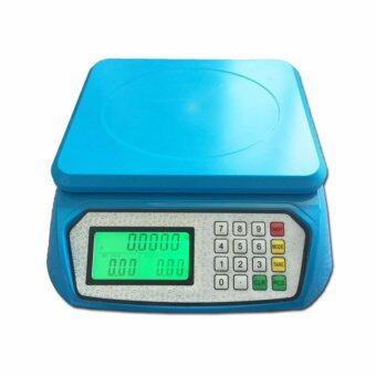 FFLink เครื่องชั่งน้ำหนัก คำนวณราคา หน้าจอ LED 30 kg x 1g