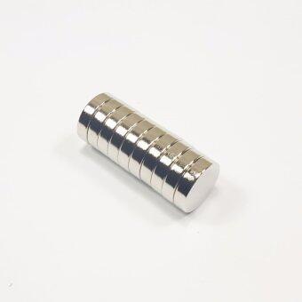 แม่เหล็กแรงสูง นีโอไดเมียม ขนาด 12mmx3mm (10 ชิ้น)