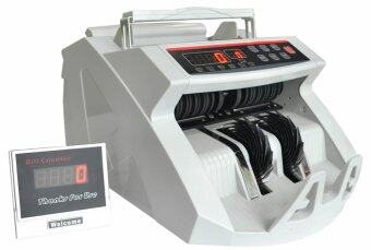 WINMAX เครื่องนับธนบัตรพร้อมตรวจธนบัตร (สีขาว)