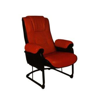 ADHOME เก้าอี้อินเตอร์เน็ต รุ่น PR - 236 สีแดง / ดำ