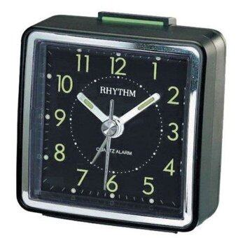 Rhythm นาฬิกาปลุก รุ่น CRE210NR71 - Black