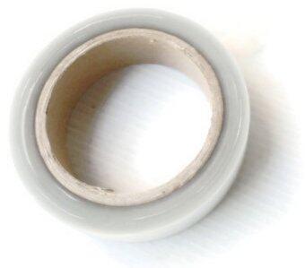 papamami Nursery tape Seedling tape grafting tape เทปพันกิ่ง เทปทาบกิ่ง เทปติดตา 1 นิ้ว (1ม้วน)