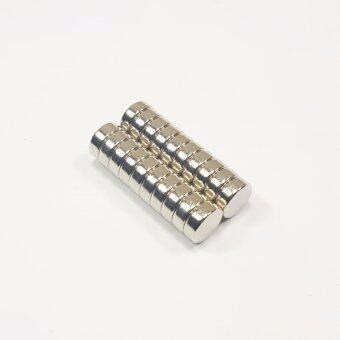 แม่เหล็กแรงสูง นีโอไดเมียม ขนาด 8mmx3mm (20 ชิ้น)
