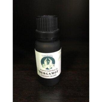 Sawasdee Aroma Oil อโรม่า ออย กลิ่น มะกรูด 15ml ใช้กับ เครื่องพ่น เตาอโรม่า สปา Aroma Essential Oil 15ml Bergamot spa อุปกรณ์ เครื่องหอม น้ำหอม สมุนไพร สำหรับ ห้องนอน ห้องน้ำ สปา โรงแรม